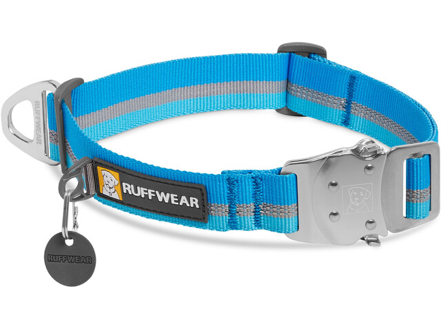 Ruffwear Top Rope Kraag, blue dusk